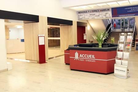 Centre D'Affaires Espace Hamelin, Salle de location Paris Chaillot  #0