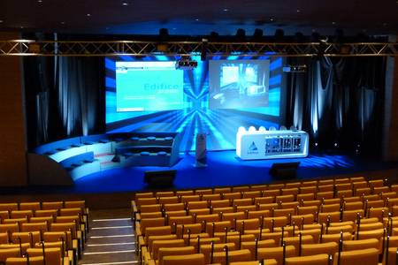 Centre De Conférences D'Orléans, Salle de location Orléans  #0