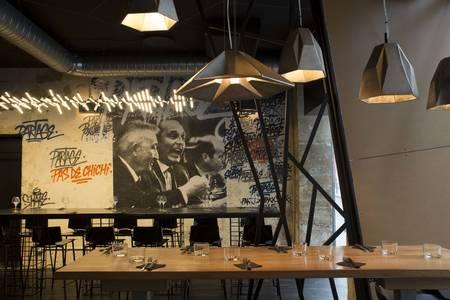 Farago - Restaurant, Restaurant Paris Strasbourg Saint Denis #0