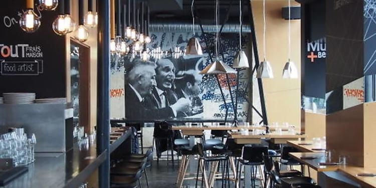 Farago, Restaurant Paris Strasbourg Saint Denis #0