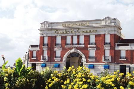 Champagne Charles De Cazanove, Salle de location Reims  #0