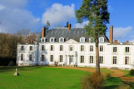 Château Barthélemy, Salle de location Paray-Douaville  #0