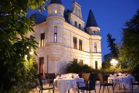 Château Camiac, Salle de location La Sauve  #0