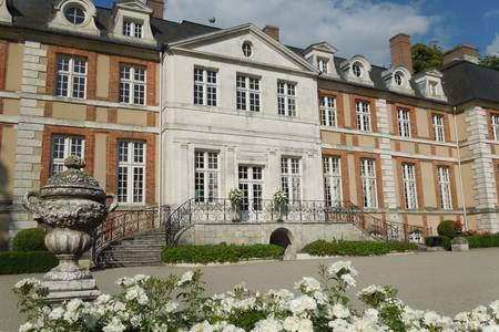 Château D'Argeronne, Salle de location La Haye-Malherbe  #0