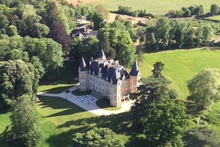 Château D'Azy, Salle de location Saint-Benin-d'Azy  #0