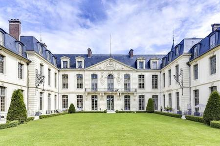 Domaine Château D'Ermenonville, Salle de location Ermenonville  #0