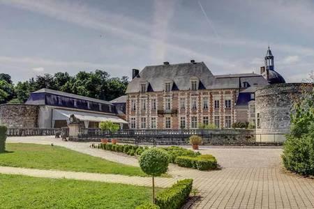 Château D'Étoges, Salle de location Étoges  #0