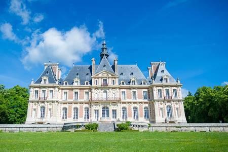Château De Baronville, Salle de location Béville-le-Comte  #0