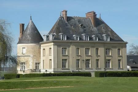 Château De Bertichères, Salle de location Chaumont-en-Vexin  #0