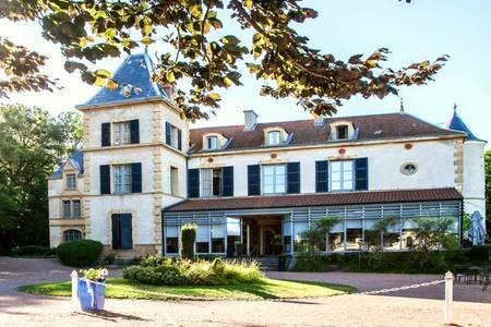 Chateau De Champlong, Salle de location Villerest  #0