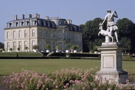 Château De Champs Sur Marne, Salle de location Champs-sur-Marne  #0
