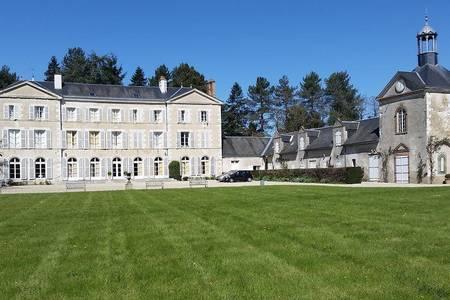 Château De Champvallins, Salle de location Sandillon  #0