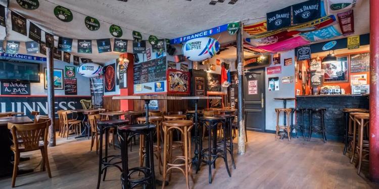 The Local Bar, Bar Paris Mouffetard #0