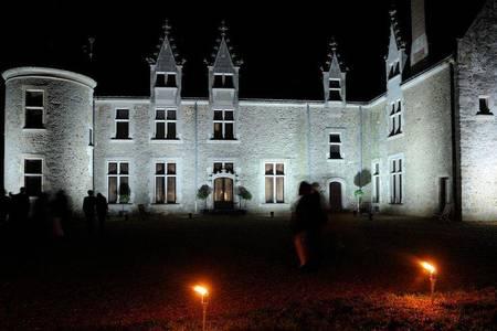 Château De Chéronne, Salle de location Tuffé  #0