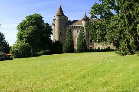 Château De Codignat, Salle de location Bort-l'Étang  #0