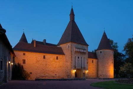 Château De Corcelles, Salle de location Corcelles-en-Beaujolais  #0