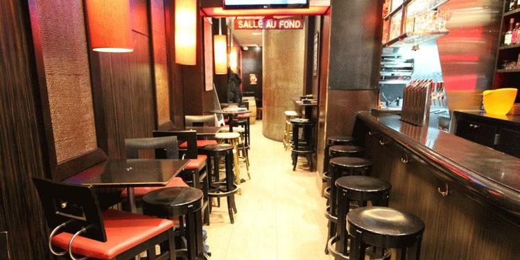 Les Champs et les Vignes, Bar Paris Champs Elysées #0