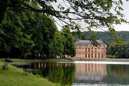 Château De Dampierre, Salle de location Dampierre-en-Yvelines  #0