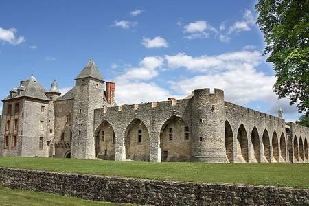 Château De Farcheville, Salle de location Bouville  #0