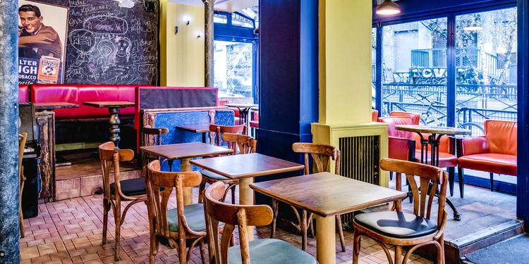 L'Ekinoxe Café, Bar Paris Oberkampf #0
