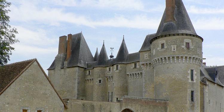 Château De Fougères-Sur-Bièvre, Salle de location Fougères-sur-Bièvre  #0
