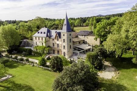 Château De Gourdon, Salle de location Gourdon  #0