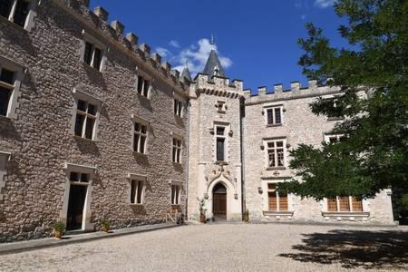 Château De Guitalens, Salle de location Guitalens-l'Albarède  #0
