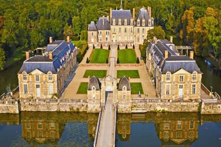 Château De La Ferté-Saint-Aubin, Salle de location La Ferté-Saint-Aubin  #0