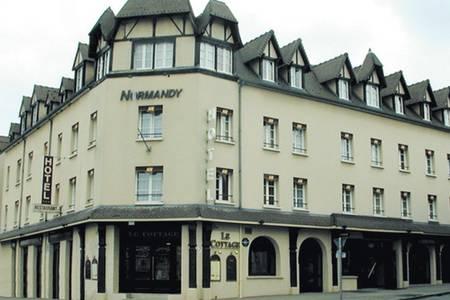 Château De La Madeleine Et Hôtel Normandy, Salle de location Vernon  #0