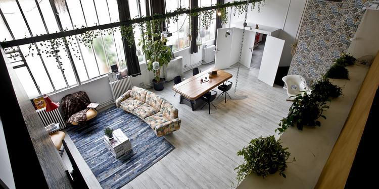 L'Endroit (Ancien Loft Montreuil), Salle de location Montreuil Montreuil #0