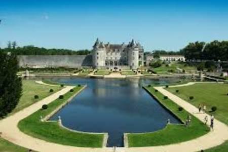 Château De La Roche Courbon, Salle de location Saint-Porchaire  #0