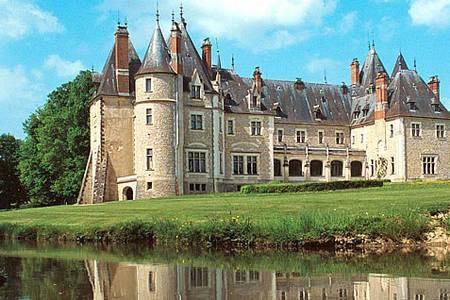 Château De La Verrerie, Salle de location Oizon  #0