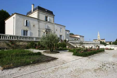 Château De Lantic, Salle de location Martillac  #0