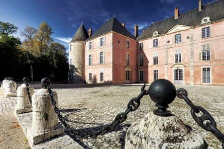 Château De Meung-Sur-Loire, Salle de location Meung-sur-Loire  #0
