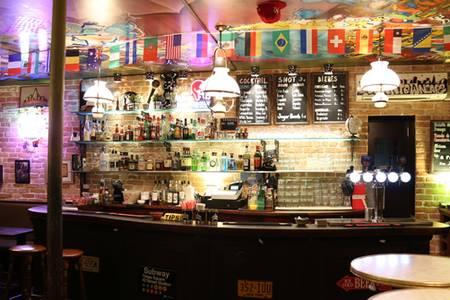 Downtown Café, Bar Paris République #0