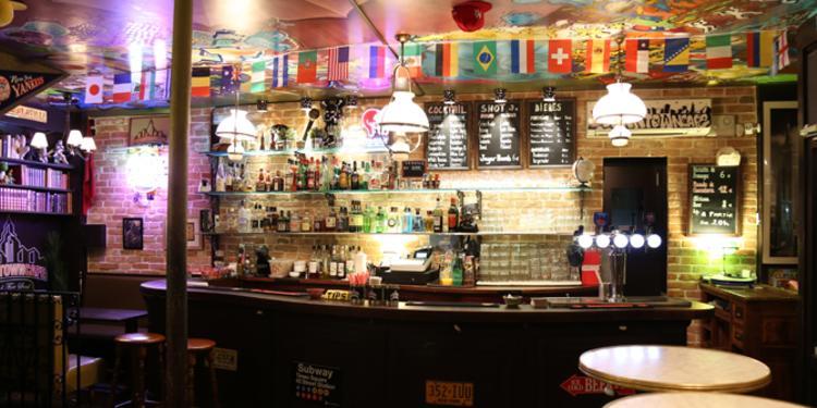 Le Downtown Café, Bar Paris République #0