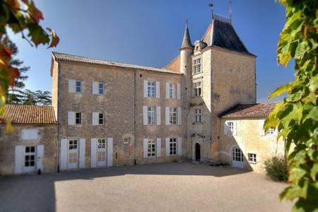 Château De Mons, Salle de location Caussens  #0