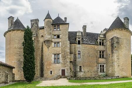 Chateau De Montal, Salle de location Saint-Jean-Lespinasse  #0