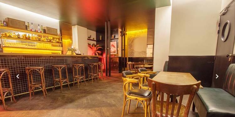 Le Jeune, Bar Paris Montmartre #1