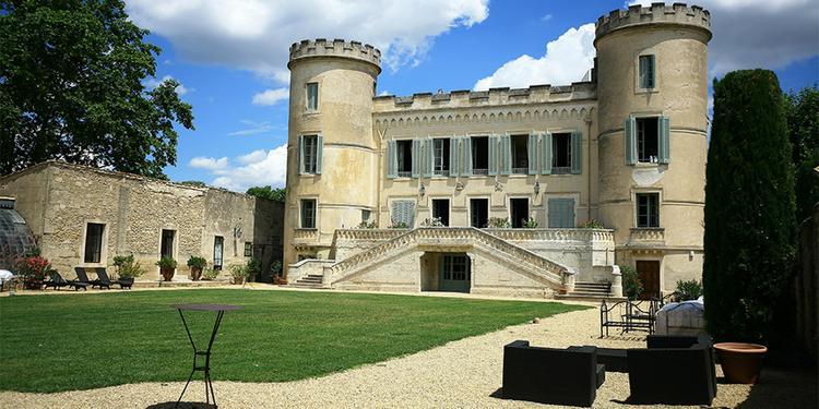 Château De Pouget, Salle de location Vérargues  #0