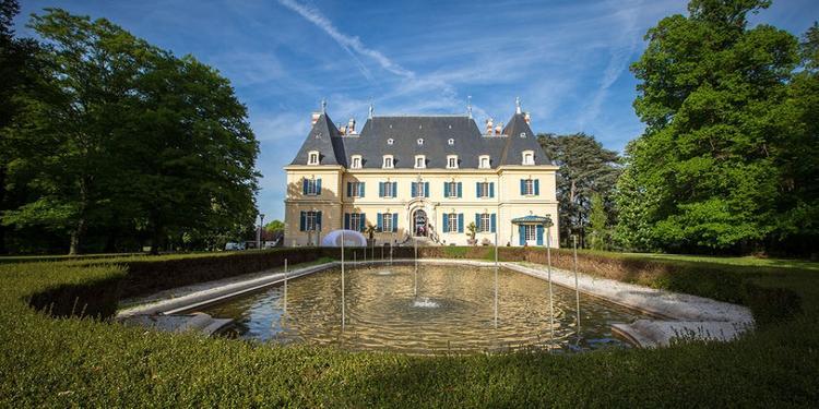 Château De Rajat, Salle de location Saint-Pierre-de-Chandieu  #0