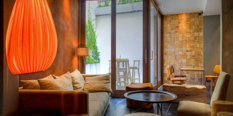 Le Hidden Hôtel, Salle de location Paris Champs-Elysées #1