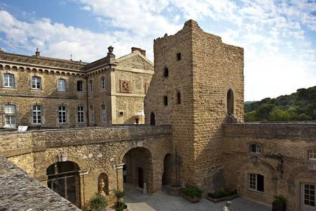 Château De Rochegude, Salle de location Rochegude  #0
