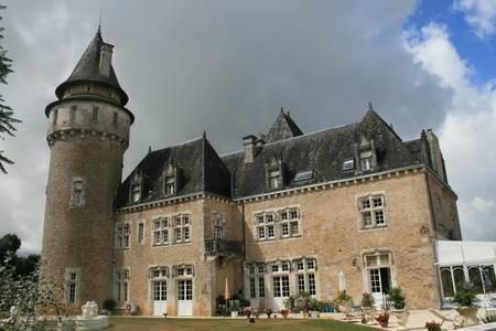 Château De Roumégouse, Salle de location Rignac  #0