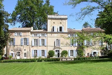 Château Des Barrenques, Salle de location Lamotte-du-Rhône  #0