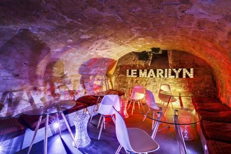 Le Marilyn, Bar Paris Oberkampf #0