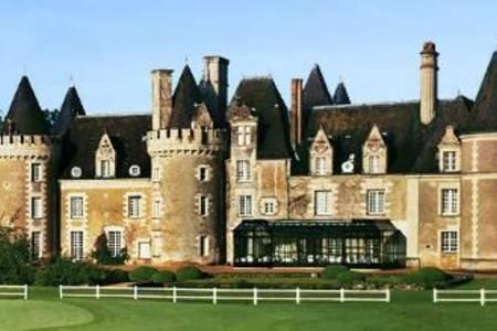 Château Des Sept Tours, Salle de location Courcelles-de-Touraine  #0