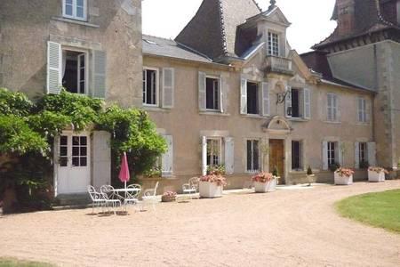 Château Du Guérinet, Salle de location Saint-Priest-Bramefant  #0