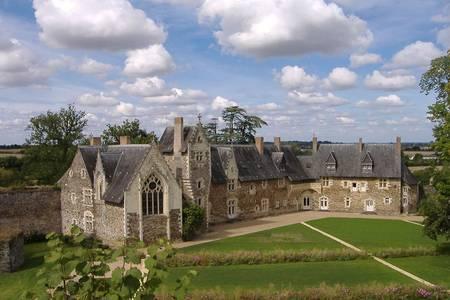 Château Du Plessis-Mace, Salle de location Angers  #0