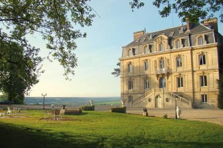 Château Du Rouvray, Salle de location Moulineaux  #0
